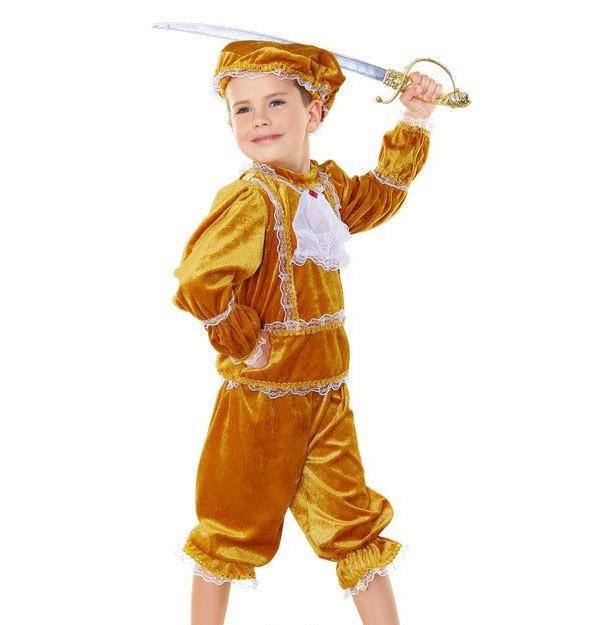 Новогодний костюм ребенку