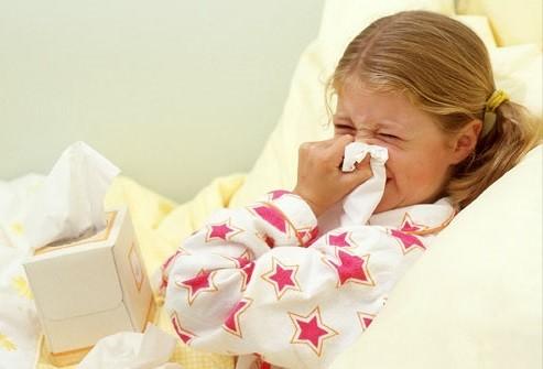 Ребенок часто болеет?