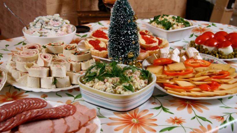 Рецепт на Новый год