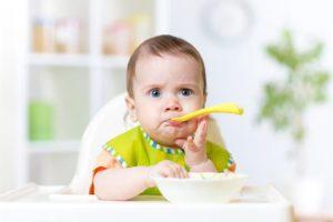 кормление ребенка в полгода