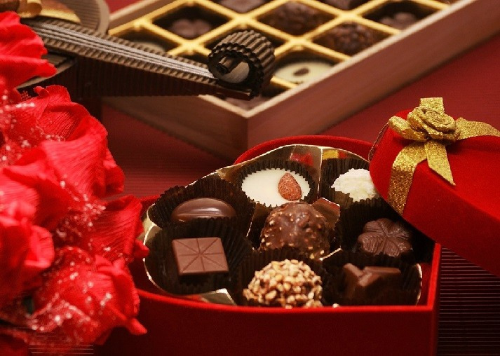 Что подарить на День всех влюбленных?
