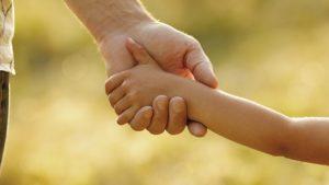 Отцы и дети – общение после развода