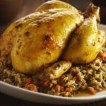 как приготовить нежирный плов из курицы