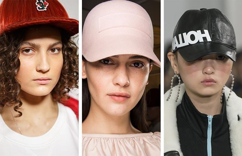Шапки мода 2019 год