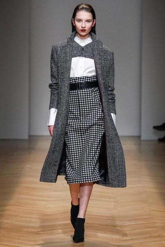 Модные стильные пальто 2019