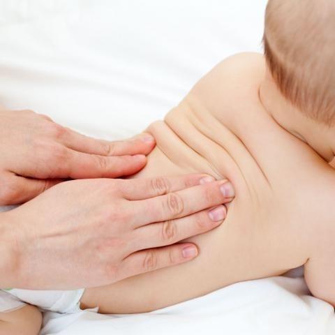 Бронхит у двухмесячного ребенка, как лечить?