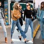 Что носить девушке с джинсами?