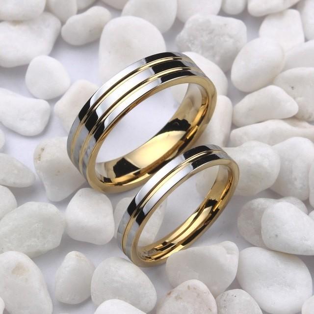 Свадебные кольца парные – как выбирать?