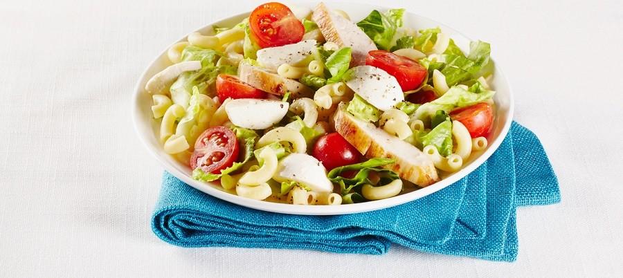 Рецепты легких салатов на праздничный стол