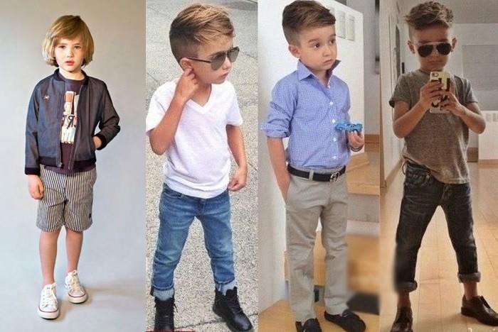 Тренды для мальчиков