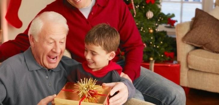 Что подарить дедушке на 23 февраля?