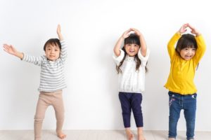 Чем может заниматься ребенок с 5 лет?