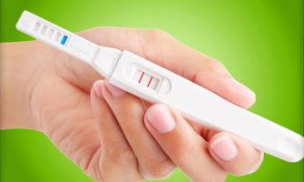Когда правильно делать тест на беременность утром и вечером?