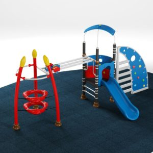Как выбирать детские игровые комплексы для улицы?